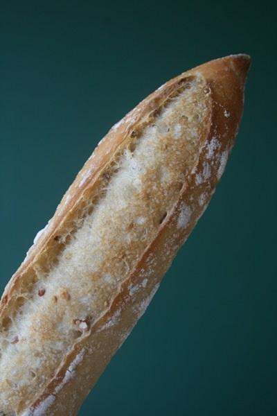 pain maison baguette